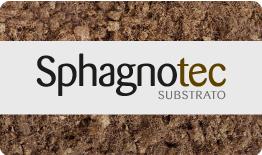 Produzido com turfa de Sphagnum